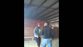 getlinkyoutube.com-Lil nate zydeco dancing pt2 Flap and Shay Shay