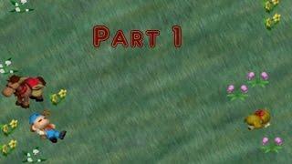 getlinkyoutube.com-Harvest Moon: Back to Nature [Walkthrough] [Pt.1] [Beginning - 4th Spring Year 1] [HD] [English]
