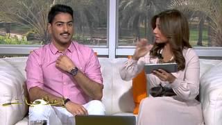getlinkyoutube.com-مشاعر الأبوبة  والمذيع فيصل الزهراني في صباح العربية