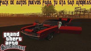 getlinkyoutube.com-Pack de Autos Nuevos para tu Gta San Andreas 2015
