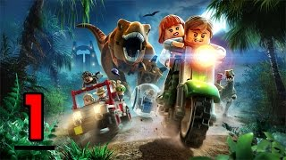 getlinkyoutube.com-LEGO Jurassic World - Gameplay Walkthrough Let's Play ITA - Parte 1 - Gli scavi