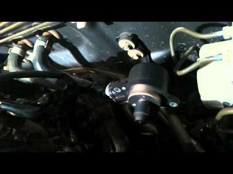 Расположение дмрв у Nissan Wingroad