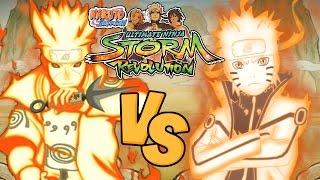 getlinkyoutube.com-Naruto Shippuden Ultimate Ninja Storm Revolution: KCM Minato Vs KCM Naruto