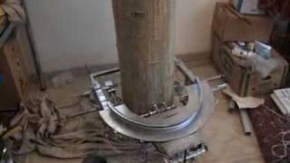 getlinkyoutube.com-Oil Palm tree Climbing Robot.UPM.IRANIAN STUDENT.
