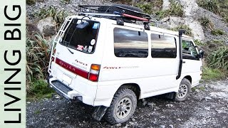 getlinkyoutube.com-Epic 4x4 Survival Expedition Van / Home On Wheels