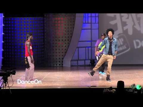 J-BOOGIE vs. LES TWINS I Allystyles FINAL Battle I Hip Hop International (HHI) 2012