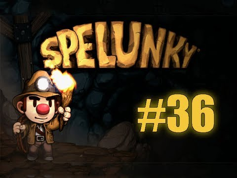 Northernlion Plays: Spelunky! [Episode 36]
