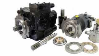 getlinkyoutube.com-Aftermarket 20 Series Hydraulic Pumps, Motors & Parts