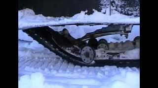 getlinkyoutube.com-Устройство самодельной ходовой на снегоход