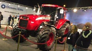 getlinkyoutube.com-Volvo BM 7664   Brand New Tractor   Agromek Herning 2016
