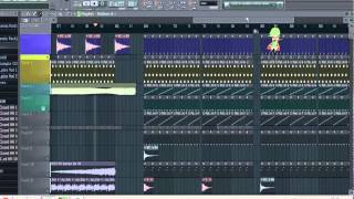 getlinkyoutube.com-Tech House Project FL Studio FLP