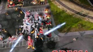getlinkyoutube.com-C&C Superweapons - Red Alert 3: Shogun Executioner