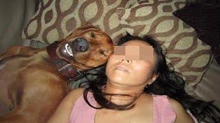 동물과 진짜 관계를 맺은 사람들