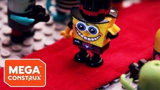 getlinkyoutube.com-Red Carpet Dream: SpongeBob SquarePants Toymation by Mega Bloks