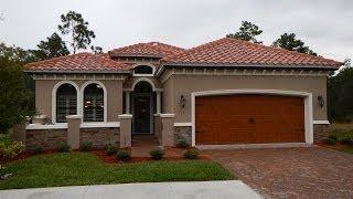 getlinkyoutube.com-Ormond Beach, Florida New Home Model For Sale Vanacore Homes in Villaggio Subdivision