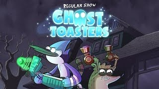 Ghost Toasters - Regular Show - Universal - HD Gameplay Trailer
