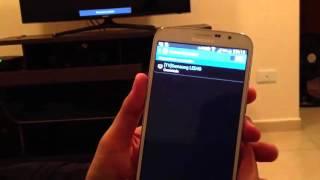 getlinkyoutube.com-ح 159 : عرض شاشة هاتفك على التلفاز عن طريق خاصية Screen Mirroring