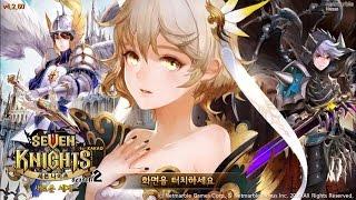 getlinkyoutube.com-Seven Knights around the boss maps (10 to 12) and Yeonhee skills