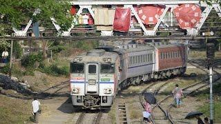 getlinkyoutube.com-ミャンマーを走る日本製の列車とバス