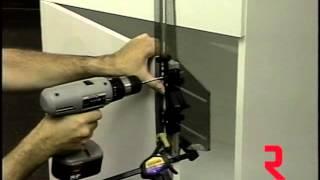 getlinkyoutube.com-Drilling Jig for Cabinet and Drawer Handles