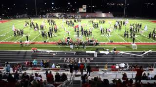 getlinkyoutube.com-Fairfield Marching Band 9/25/2015
