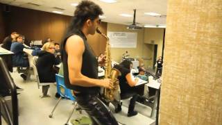 getlinkyoutube.com-Sexy Sax Man Careless Whisper Prank feat. Sergio Flores (directors cut)