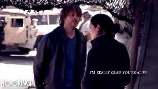 "Kensi and Deeks - ""My partner is the person I care about most on this planet"" 