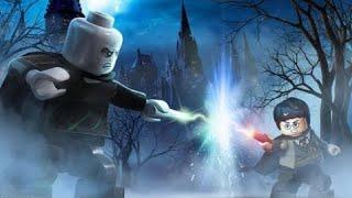 getlinkyoutube.com-Harry Potter vs. Lord Voldemort - All LEGO Harry Potter Lord Voldemort Boss Fights