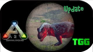 getlinkyoutube.com-Ark: Survival Evolved | Update v193 Alpha Rex (Ark News & Updates)