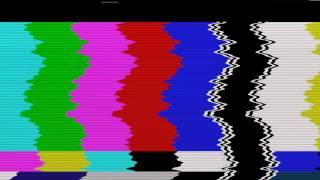 getlinkyoutube.com-Real No Signal tv Old Tv Colors  FREE FOOTAGE HD