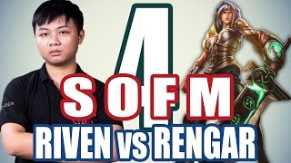 getlinkyoutube.com-GFL SofM - RIVEN vs RENGAR - Rank Hàn #4