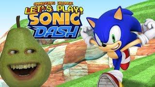 getlinkyoutube.com-Pear Plays - SONIC Dash!!