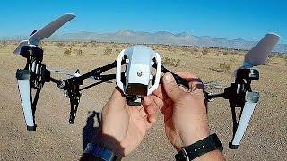 getlinkyoutube.com-WLToys Q333-A FPV DJI Inspire Clone Flight Test Review