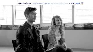 getlinkyoutube.com-Dans la tête de Gabriella Papadakis et Guillaume Cizeron