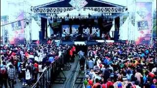 ScimmiaSka Live Bandung Berdanska Reggae Lap Gasibu