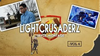 LightCrusaderz-明日守護者 杰西 Jayce精華剪輯