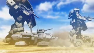 getlinkyoutube.com-Gundam AMV - Fighting Fear: Episode 01