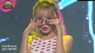 getlinkyoutube.com-Trouble Maker - Attention, 트러블메이커 - 이리와, Show Champion 20131106