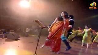 getlinkyoutube.com-Oosaravelli audio release Part 12 - NTR & DSP Dance
