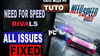 getlinkyoutube.com-Need For Speed Rivals all issues FIXED (PC)