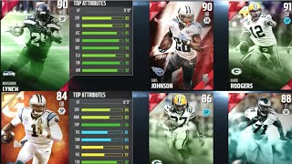 getlinkyoutube.com-HARDEST DECISION THREE TOP PLAYERS IN ONE ROUND! - Madden 16 Draft Champions FULL DRAFT