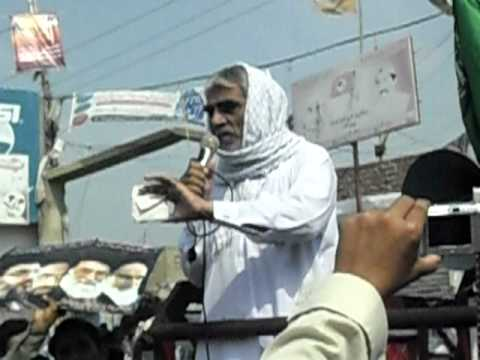 2010 youm al quds rally in matli by Asgharia Organization Pakistan 7