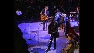 getlinkyoutube.com-Kris Kristofferson - Me and Bobby McGee - Highwaymen live at Nassau Coliseum, 1990