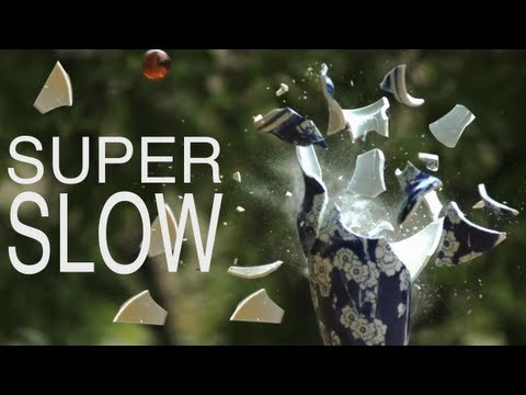 Tea Party in Super Slow Motion