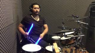 getlinkyoutube.com-ORION-METALLICA (DRUM COVER BY HARRY AZIZ)