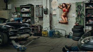 29 полезных самоделок для гаража своими руками