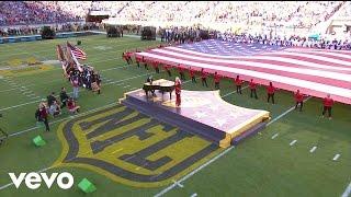 Lady Gaga - Star-Spangled Banner (Live at Super Bowl 50) width=