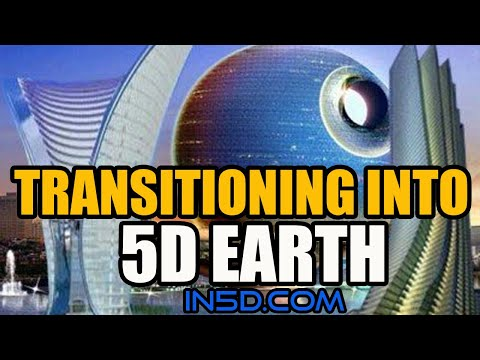 Transitioning Into 5d Earth | in5d.com