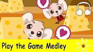 getlinkyoutube.com-Play the Game Medley | Nursery Rhymes Collection - Muffin Songs