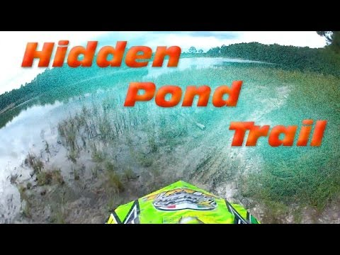 Hidden pond trail ..2003 KTM 250 sx  2-stroke